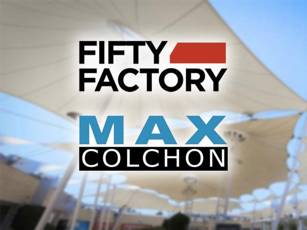 Fifty factory y max colch n parque vistahermosa en alicante centro comercial vistahermosa - Factory colchon zaragoza ...